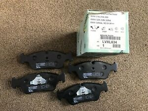 BMW 3 SERIES AND Z3 FRONT Brake Pads SET MOTAQUIP LVXL634
