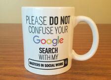 Funny Social Worker Mug 10 oz