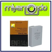Nikon EN-EL14a Rechargeable Battery Original