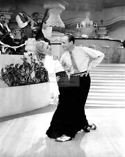"""FRED ASTAIRE & GINGER ROGERS IN FILM """"ROBERTA"""" - 8X10 PUBLICITY PHOTO (AA-721)"""