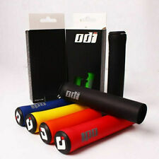 Bicycle Handlebar Grips Soft Silicone Comfy Road Mountain Cycling Bike MTB Grip