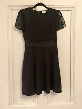 Claudie Pierlot Vestido Negro 36