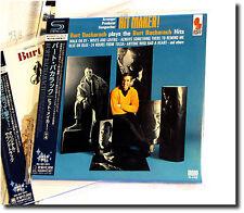 Burt Bacharach , Hit Maker! ,Burt Bacharach plays the Burt Bacharach Hits,SHM-CD
