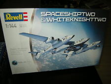 1:144 Revell Spaceshiptwo & Whiteknighttwo OVP