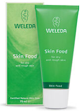 WELEDA Skin Food 75ml natural cream 4 dry rough skin & hands Calendula Chamomile