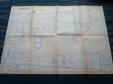 VINTAGE MODEL AIRCRAFT Piano-BERNHARDT B2-Radio MODELLER SEPT 1989-ORIGINALE