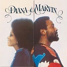 Diana & Marvin [LP] by Marvin Gaye/Diana Ross (Vinyl, May-2016, Island (Label))