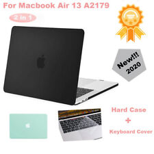 "Mosiso For Macbook Air 13 13.3"" A1932 Hard Matte Shell Case Cover Protector"