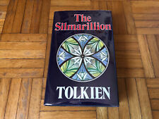 JRR Tolkien The Silmarillion HB 1st Edition/1st Printing 1977 Allen & Unwin LOTR
