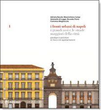 Fronti urbani di Napoli 2 volumi Electa Napoli 2006