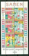 Nederland NVPH 1627 Kinderzegels postfris.1994