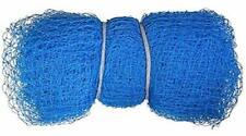 Nylon Cricket Practice Net Blue -20 x 10Ft
