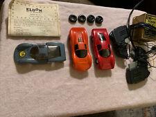 eldon 1/32 slot car Lot