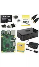 CanaKit Raspberry Pi 3 Complete Starter Kit - 32 GB Edition, Open Box **