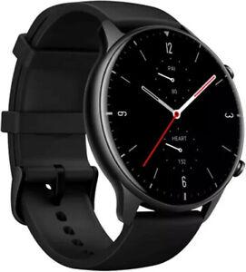 Amazfit GTR-2 Sport schwarz Black Aluminium Smartwatch Uhr Armbanduhr GTR 2