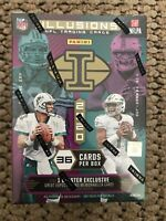Panini Illusions Football 2020 Blaster Emerald Parallels - Tua - Fast Ship! New!