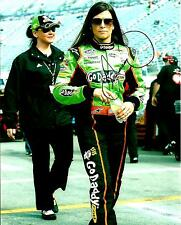 Danica Patrick SEXY SI SWIMSUIT GO DADDY.COM Signed 8x10 Photo #1