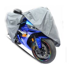 1* Motorrad Fahrrad Abdeckplane Abdeckung Motorradabdeckung Wasserdicht