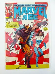 MARVEL AGE (1984) #11 39 45 49 60 62 68 107 Lot VF to VF/NM Ships FREE!