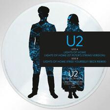 "U2 ""LIGHTS OF HOME"" 12"" Vinyl Picture Disc PRE-SALE Record Store Day RSD Bono"