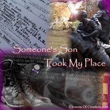 FREE Veterans Patriotic Song, Folk Pop. Get Fast Positive FB. Someone's Son