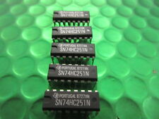 SN74HC251N, Texas Instruments IC. **5 PER SALE**