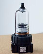 "Parker air line filter 07F41AC 150 PSI, 3/4"" NPT, new, 2 month warranty"
