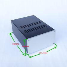 Full Aluminum Enclosure DIY case/amp box/ PSU chassis  215*120*311mm    L6-53