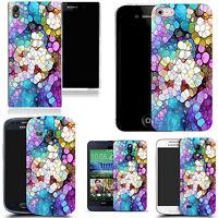 Motif case cover for All popular Mobile Phones - crazed pattern