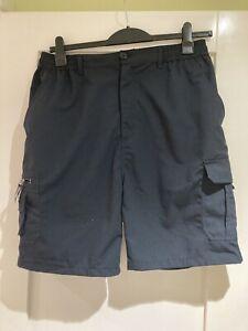 Men's Multi Pocket Lightweight Cargo Combat Shorts Work Casual Cotton Xl