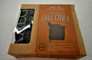 Traeger PRO 575 Full-Length Pellet Grill and Smoker Cover BAC503 Black new