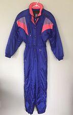Vintage Descente Ski Suit Women's 10 US ~ Womens Descente Snow Suit