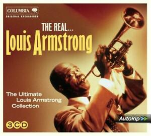 Louis Armstrong - The Real Louis Armstrong (3 Cd)