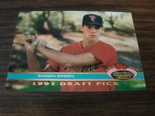 1991 Stadium Club Dome #67 Shawn Green card (B101) Toronto Blue Jays