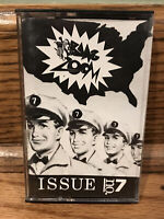 Bang Zoom Magazine - Cassette Tape -  Issue #7 - (1986) ~ Rare ~ Post Punk