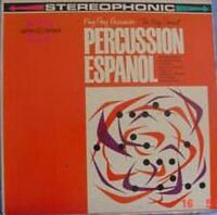 Ping Pong Percussion - Percussion Espanol LP New Sealed S 54 Vinyl Record