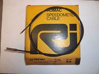HONDA C100 SPEEDOMETER REPLACEMENT INNER SPEEDO CABLE NOS 1960's - W86 ROMAC