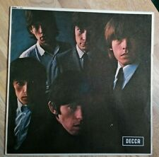 Rolling Stones LP Same 2nd LP UK Decca Mono PASTE OVER Press -1A -1A VERY NICE