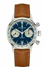 NEW Hamilton H38416541 INTRA-MATIC 68 Automatic Chronograph 40mm Case Watch