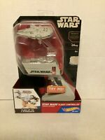 Hot Wheels Star wars flight controller handheld toy Millennium Falcon