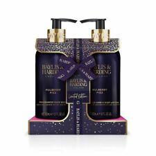 Baylis & Harding Mulberry Fizz Luxury Hand Care Set