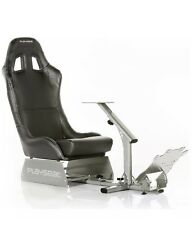 Playseat Evolution sedia di gioco Nero (Nero) - per XB1/PC/PS3&4/NSW/Wii