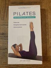 Pilates Beginning Mat Workout VHS