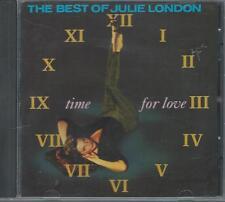 CD: JULIE LONDON - Time For Love: The Best Of Julie London