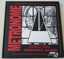 METRONOME HARDCOVER GRAPHIC NOVEL by VERONIQUE TANAKA NBM PUBLISHING 2008