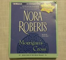 """MORRIGAN'S CROSS""  Bk# 1 by Nora Roberts (2006, 5 CD's, Abridged)"