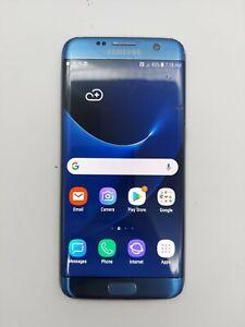 Samsung Galaxy S7 edge SM-G935A - 32GB - Blue Coral (AT&T) *Check IMEI*