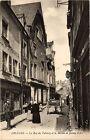 CPA Orléans-La Rue du Tabourg et la Maison de Jeanne d'Arc (266070)