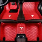 For Tesla-3-S-X-Y 2012-2021 all models luxury custom waterproof Car floor mats