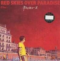 Fischer-Z - Red Skies Over Paradise (LP, Album,  Vinyl Schallplatte - 134989